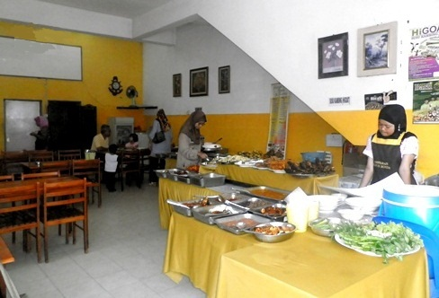 Restoran Dapur Bonda